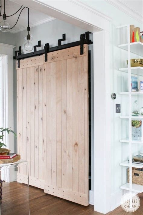 Barn Doors For Closets 25 Best Ideas About Closet Barn Doors On Pinterest Sliding Barn Door For Closet Barn Doors