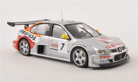 Seat Toledo Gt 7 Test 24h Spa 2003 143 Ixo seat toledo gt no 7 repsol 24h spa francorchs 2003 ixo diecast model car 1 43 buy sell
