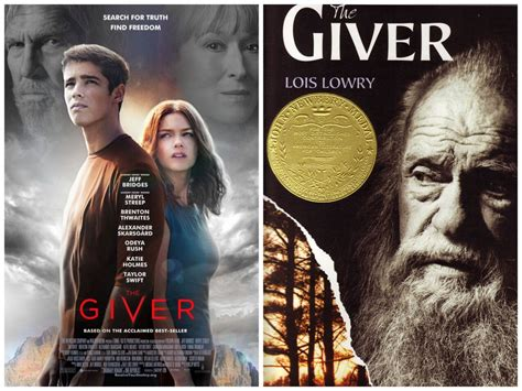 the giver picture book delicious reads the giver book to