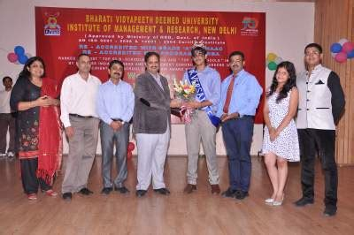 Bharati Vidyapeeth Delhi Mba Placements by Bharati Vidyapeeth Institute Of Management And Research