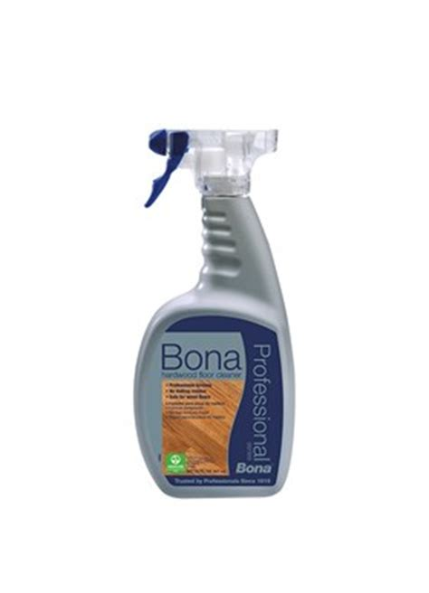 Bona Pro Series Hardwood Floor Cleaner for all types of floors
