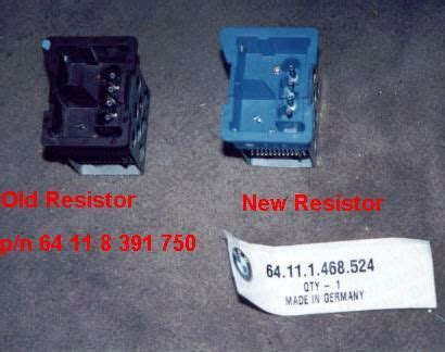 e34 heater blower resistor e34 fan resistor 28 images bosch a c cooling fan speed resistor bmw e21 e23 e24 e28 e30 e32