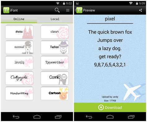 android default font how to change fonts on your android device
