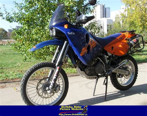 Ktm 640 Adventure R 1999 Ktm Adventure R 640 Moto Zombdrive
