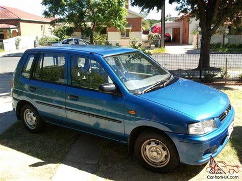 mazda 121 hatchback mazda 121 metro shades 1997 5d hatchback manual 1 3l