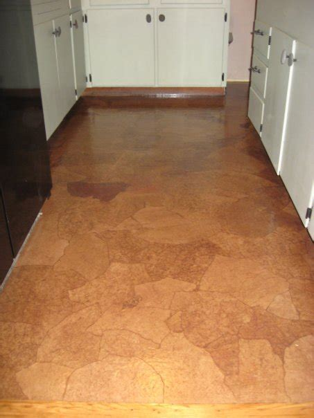 Diy Flooring Ideas Yeowzers Diy Paper Bag Flooring