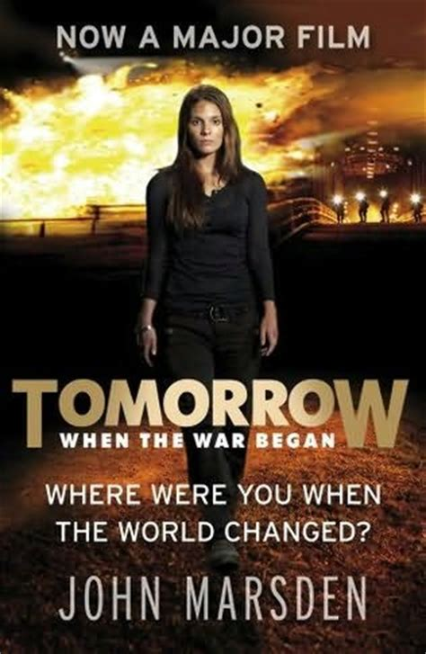 tomorrow the books tomorrow when the war began tomorrow book 1 by