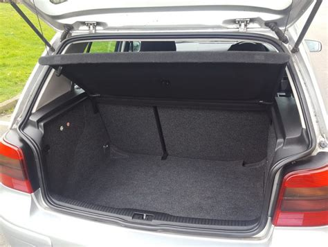 volkswagen golf trunk 100 volkswagen golf trunk find a used silver vw