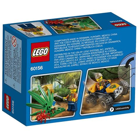 Lego 60156 Jungle Buggy Lego City lego town sets city 60156 jungle buggy new