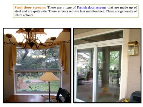 Different Types Of Patio Doors Ppt Different Types Of Patio Door Screen Powerpoint Presentation Id 3159227