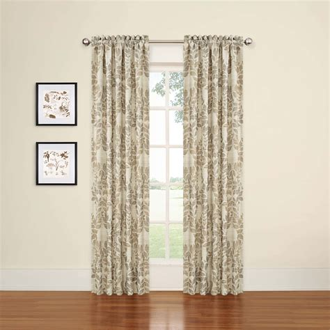 hanging blackout curtains eclipse curtains how to hang
