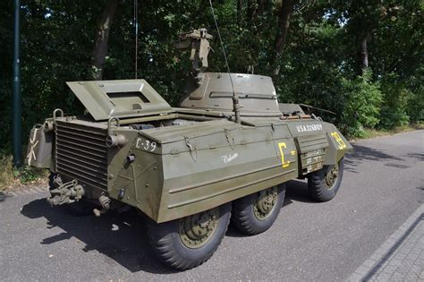 light armored vehicle for sale for sale 1944 ford m8 light armoured car signed by