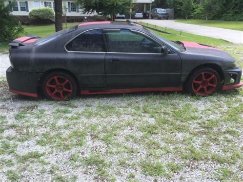 custom 1994 honda accord needs transmission for sale