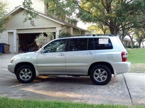 2005 Toyota Highlander V6 Picture Of 2005 Toyota Highlander Base V6 Awd