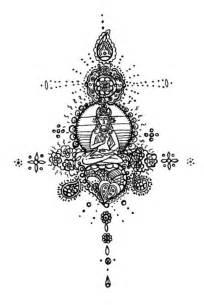buddha tattoo on