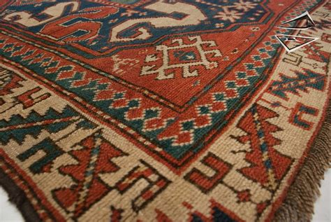 3 X 8 Runner Rug Antique Siberian Kazak Rug Runner 3 X 8