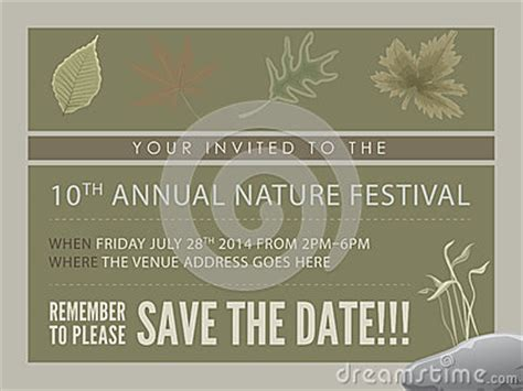 save the date business event templates template event flyer or save the date card stock
