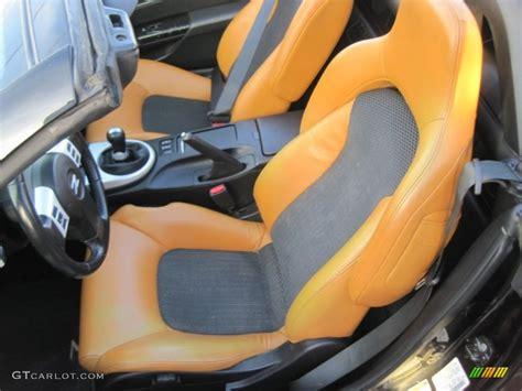 burnt orange leather interior 2006 nissan 350z touring coupe photo 41063587 gtcarlot com burnt orange leather interior 2006 nissan 350z touring