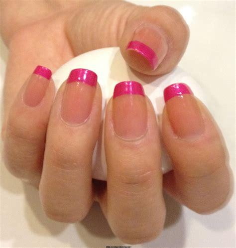 imagenes de uñas pintadas frances in moda for me u 241 as decoradas u 241 as francesas siempre a