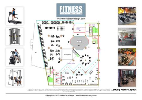 1500 square feet in meters 2d gym design 2d fitness layout portfolio fitness tech
