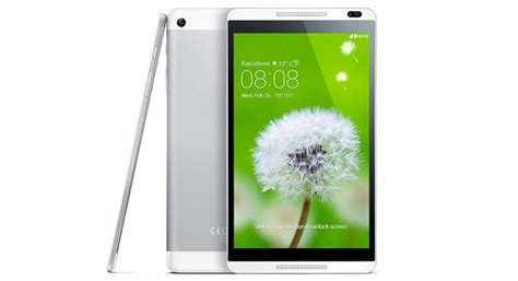 huawei mediapad m1 lte tablet introduced at mwc 2014