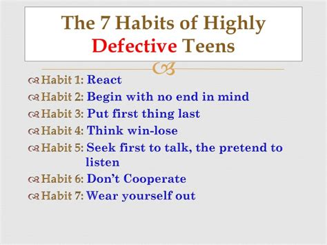 7 Habits Of Highly Effective Teenagers Worksheets by All Worksheets 187 7 Habits Of Highly Effective Teenagers
