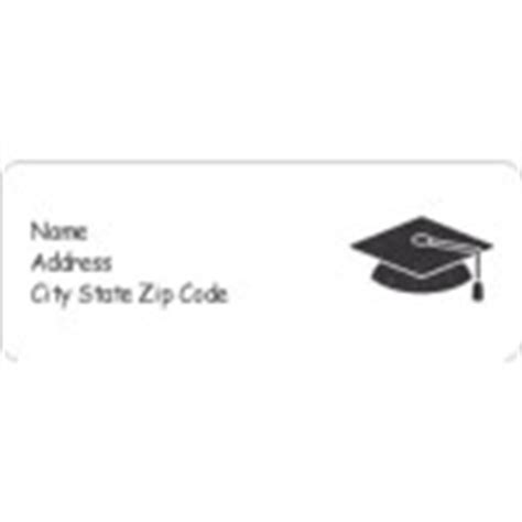 avery graduation name card templates templates graduation letterpress address label 30 per
