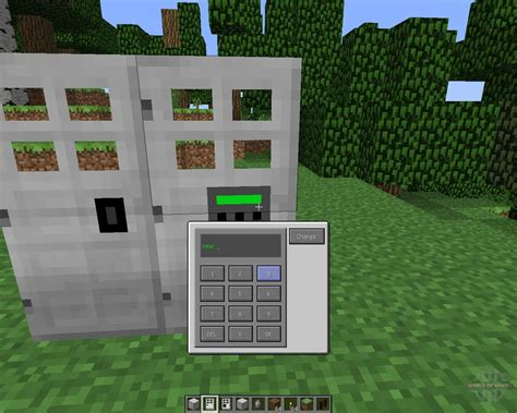 key and code lock 1 5 2 for minecraft