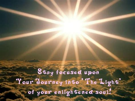 into the light a spiritual journey of healing books inside our insights