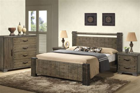 sale 4 pieces sienna queen bedroom suite with tallboy