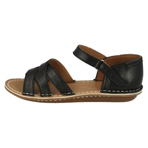 large sandals casual leather flat wide fit summer sandals tustin