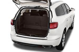 Buick Enclave Cargo Capacity 2016 Buick Enclave Reviews And Rating Motor Trend
