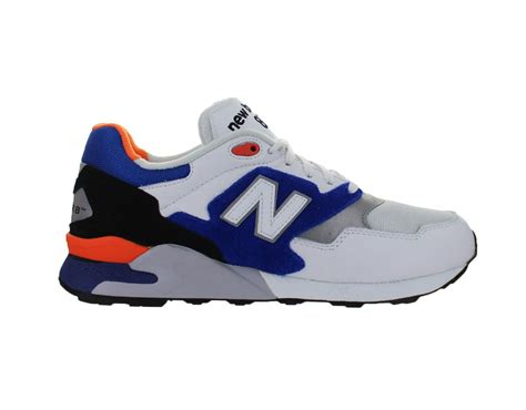Original Bnwb New Balance 878 Bluegreywhite mens new balance 878 white blue orange black grey ml878aab ebay