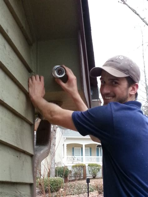 security installation and wiring peachtree city