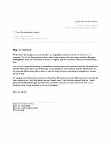 Office Cover Letter Template by Letters Office