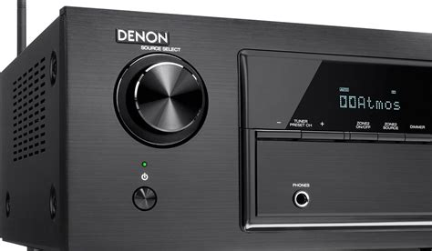 Denon Avr X2200w A V Receiver denon introduceert avr x2200w en avr x1200w av receivers