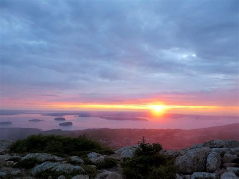 cadillac mountain time top 3 hikes in the u s best
