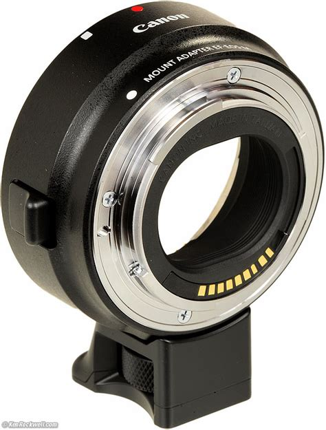Goods Canon Mount Adapter Ef Eos M Brand New canon eos ef ef m adapter review