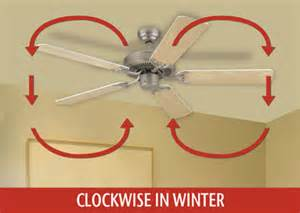 Ceiling Fans Direction For Winter Ceiling Fan Maximise Comfort And Energy Savings