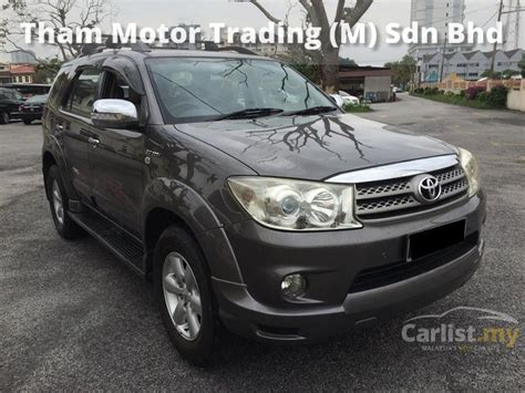 Deflecta Fortuner 2010 2012 Egr toyota fortuner 2010 v 2 7 in selangor automatic suv grey for rm 68 000 3736937 carlist my
