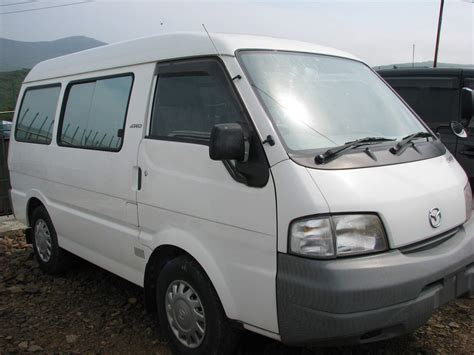 mazda car van used 2002 mazda bongo van photos 1800cc gasoline