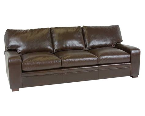 classic leather sectional classic leather vancouver sofa cl4513