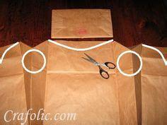 paper bag cowboy vest pattern armor of god preschool crafts on pinterest armor of god