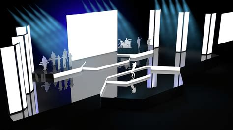 photos design stage design vol 3 by wimstock 3docean