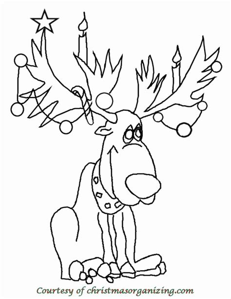 coloring pages of santa s 9 reindeer santa and reindeer coloring pages coloring home