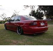 2005 Holden Commodore Bagged Vz  BoostCruising