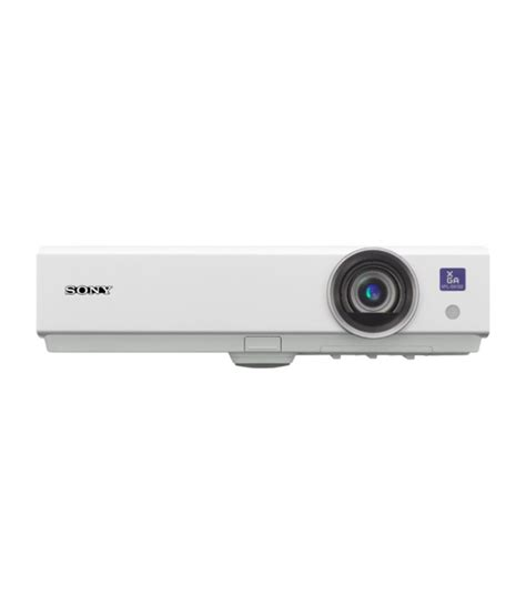 Projector Sony Dx122 buy sony vpl dx122 projector white at best price