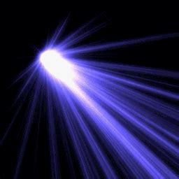 Gamis Syar I Lamina Blue light gif find on giphy