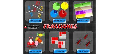 clase swf juegos educativos vedoque a nosa clase de primaria amo las fracciones