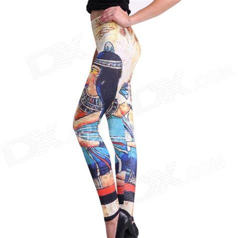 indian pattern leggings elonbo y1a10 women s indian pattern tight fitting